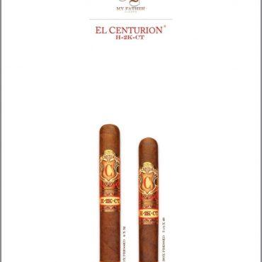"""El Centurion, H-2K-CT, """"Parejos, Corona"""""""