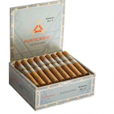 Montecristo Platinum, Rothchilde En Tubo